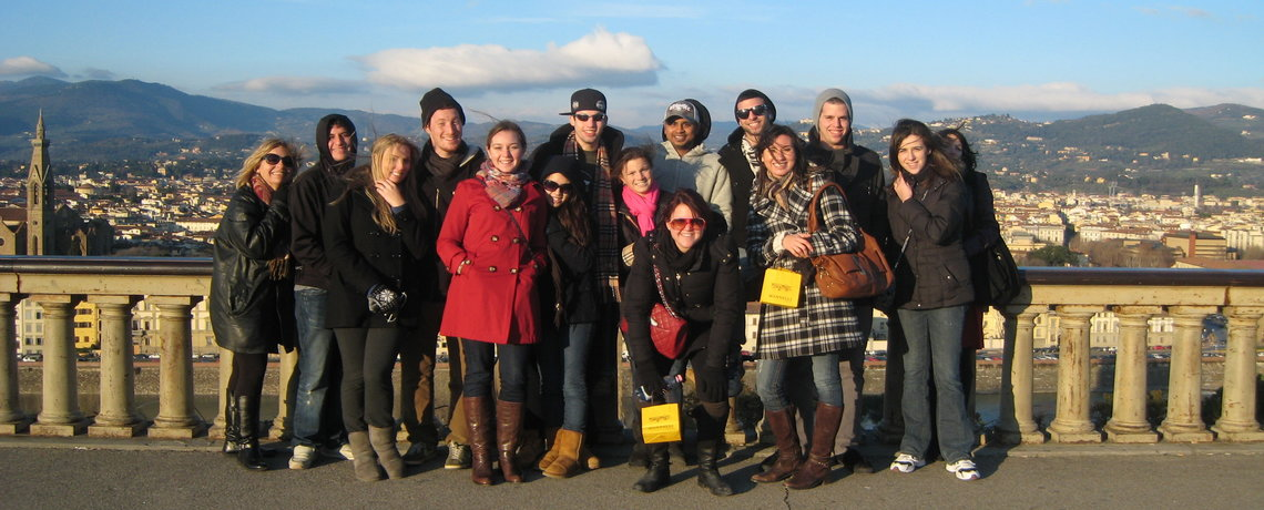Collaborative Study Abroad Opportunities Available!