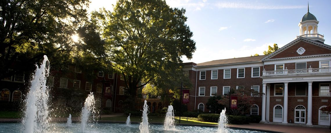 ALLIANCE OFFICE MOVES TO ELON UNIVERSITY