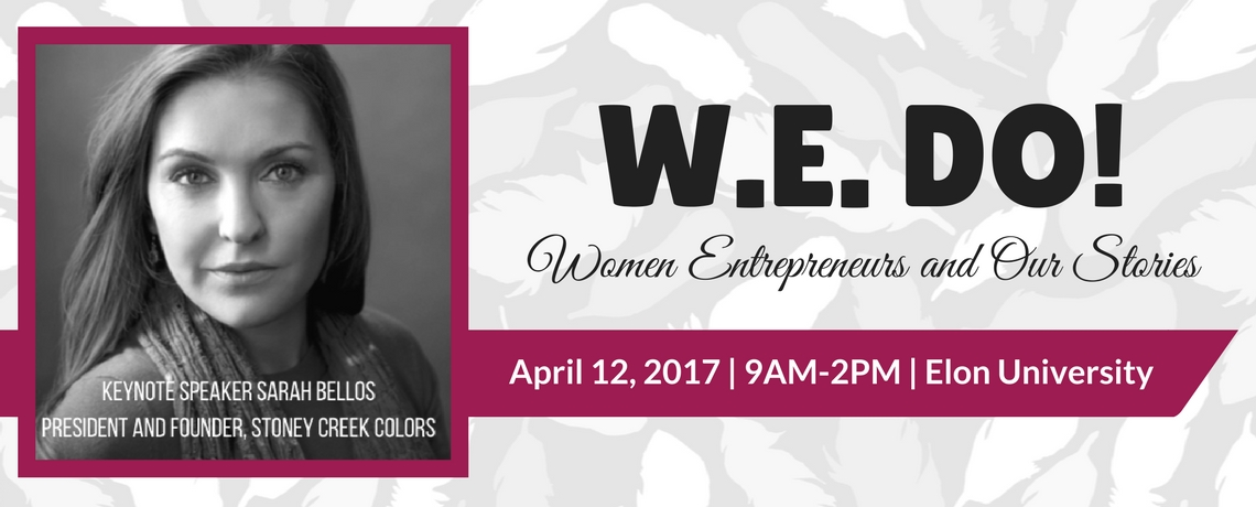 W.E. Do! Women Entrepreneurs & Our Stories
