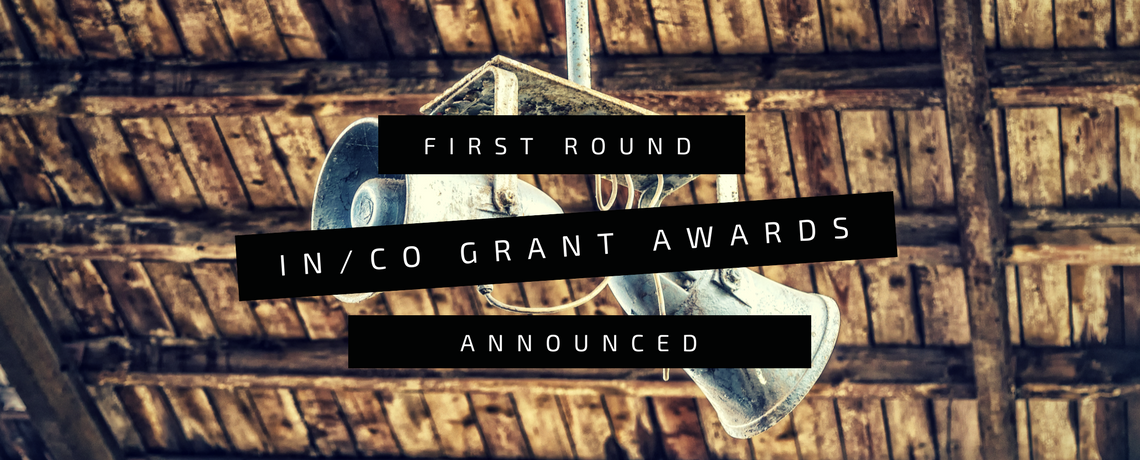 First Round of IN/CO Grants Awarded